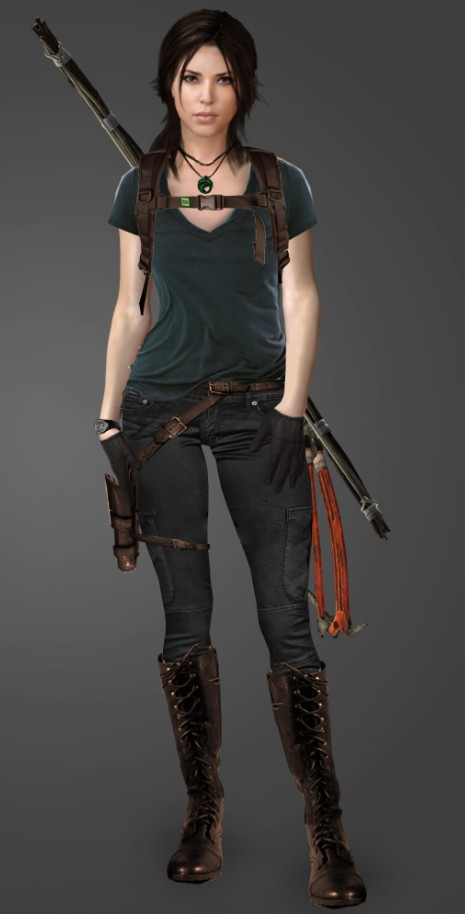Rise of the tomb raider outfits